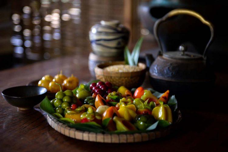"""Vị mát ngọt, thanh tao của """"bánh trái cây"""" ở xứ Huế"""